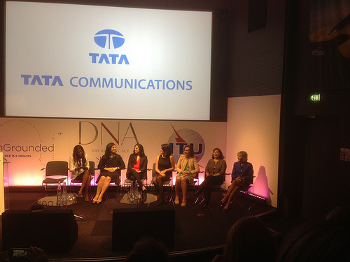 Brilliant female technologists and innovators speak at DNA Summit 2013