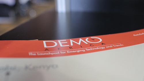 DEMO Africa 2012